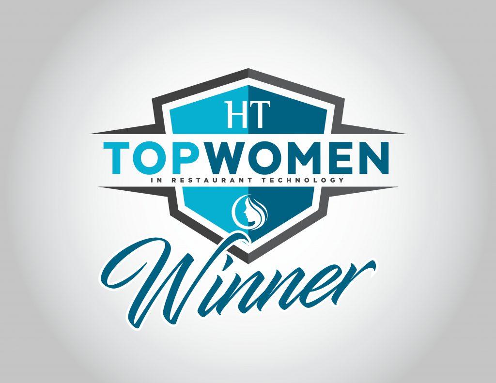 HT Top Women in Tech Award Logo